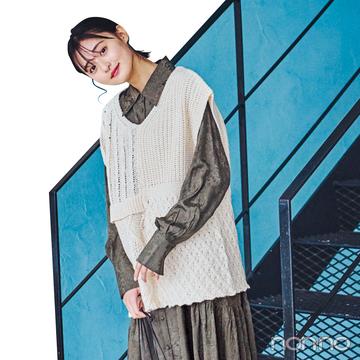 遠藤さくらの冬私服♡ ガーリーなカジュアルコーデに挑戦!