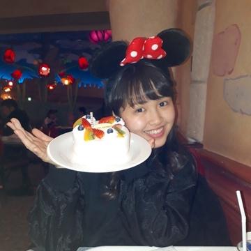 Disney land❤︎いきなりでも誕生日を祝えちゃう!