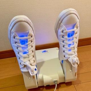 ジメジメ季節も靴の殺菌、消臭はこれで完璧。