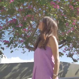マリソルモデル ブレンダが着こなす夏のバカンスを楽しむファッションコーデ【マリソル動画】
