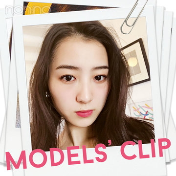 ノンノモデル高田里穂のやる気スイッチはブラックコーヒー【Models' Clip】