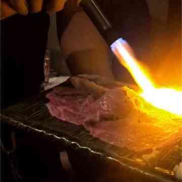 肉食さんには♡肉寿司女子会を提案!