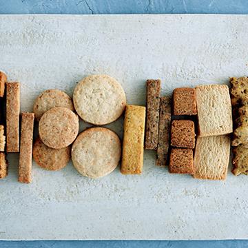 無添加で作られる、素朴で優しいおやつ bake shop hayashi「くまべジ菓」