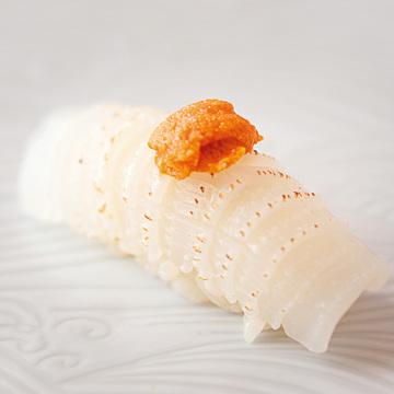 5.足をのばして訪ねたい 優雅な味わいの名店 鮨 大門