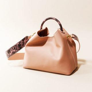 オン・オフで使える! SHOP Marisol 新しい季節の始まりに欲しくなるバッグ