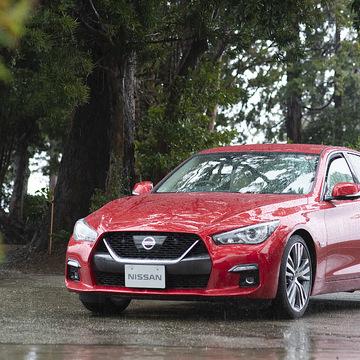 ウワサの運転支援技術で行ってきました! 日産『スカイライン』で箱根・女子旅