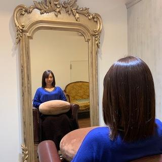 話題の「ミネコラ」で大人の美髪へ
