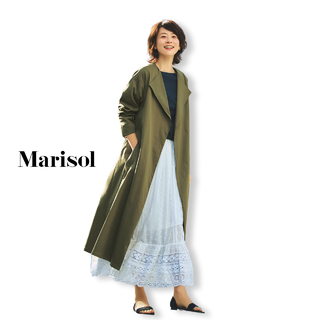 いつものコーデにパッと羽織れる薄軽コートがこの時期便利すぎる!【2020/3/1コーデ】