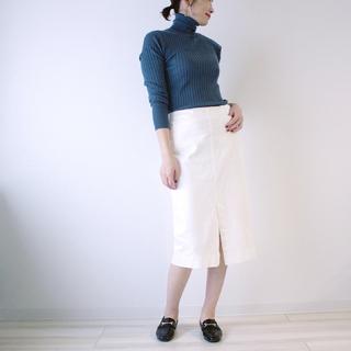 【Uniqlo U 2020年秋冬】で作る女っぷりスタイル