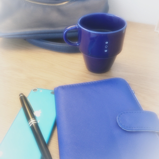 Coffee and Blueの気持ち♡