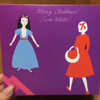 クリスマスBOXが素敵でした!_1_1