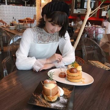 """【 第59回❤︎ 】芸術的なカフェ!""""microcosmos""""*"""
