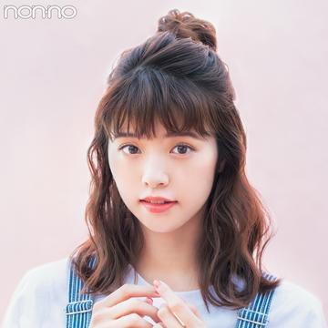 簡単★ミディアム&ロングのBBQ映えヘアアレンジHOWTO!