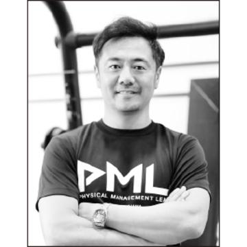 パーソナルトレーニングジム「pml」代表 瀧井真一郎さん