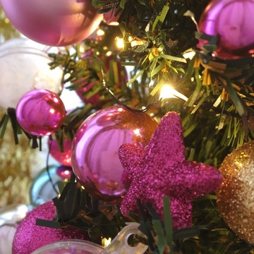 クリスマスまであと10日!お部屋をクリスマス仕様に♡