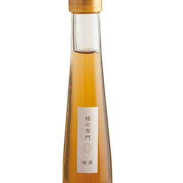 柿果汁のみを使用 石井物産の「純柿酢」