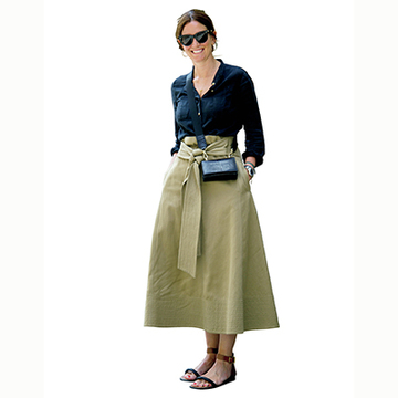 バッグはコンパクトorメガサイズが人気!最旬バッグスナップ7【パリ&ミラノの夏マダムスナップ】