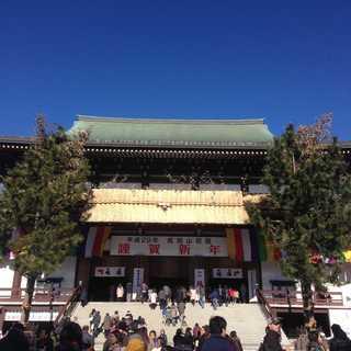 成田山新勝寺へ参拝。写経体験で身も心も清らかに!_1_4