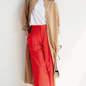 デザイン別で選ぶ! 着まわしの幅が広がるシャツワンピ【カスタマイズOKなシャツワンピ】