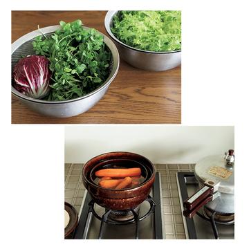 1.野菜の処理や煮込みは前もってやっておく