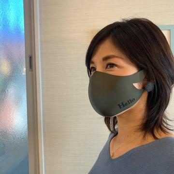 マディソンブルーのマスクが届きました♪