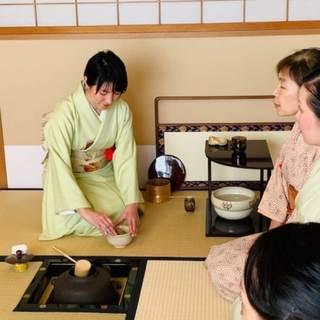 2020:新年最初のお茶会『お初釜』_1_5-1