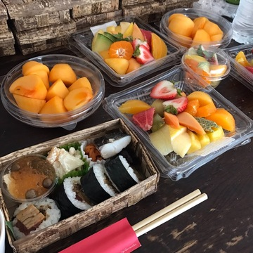 [富岡佳子private life]女子力のある朝食♪