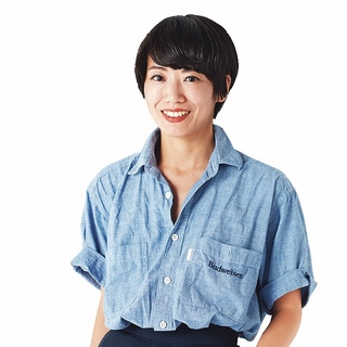 編集者 水野綾子さん