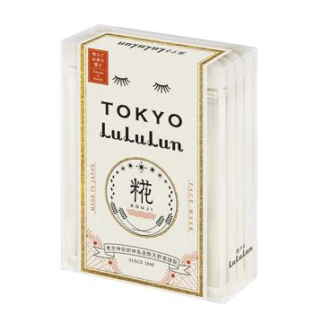 おこもり美容にぴったり♡ 糀パワーで美肌に導く、ルルルンの東京地域限定マスク