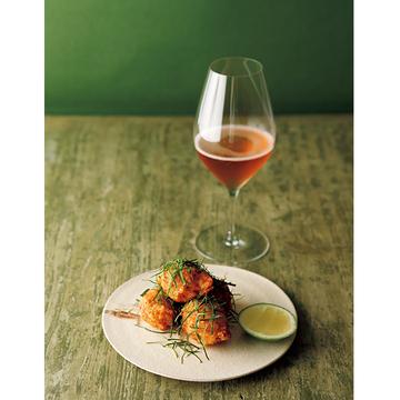 エスニックな香りが食欲そそる「海老団子」のレシピ【有元葉子さんのシャンパーニュとこの一皿】