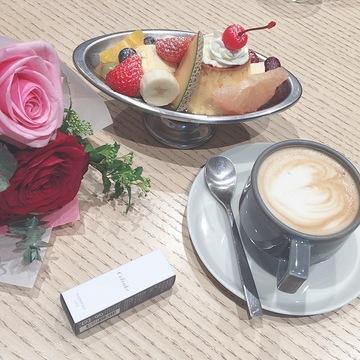 Pudding à la mode︎︎︎︎︎ ☺︎ in渋谷