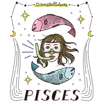 【星占い2020年】魚座の全体運・恋愛運・星座別相性・1年のバイオリズム