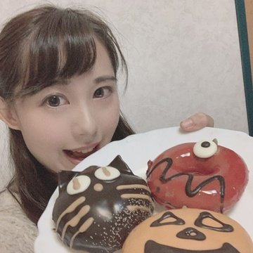 Halloweenドーナツ♡クリスピークリームドーナツ