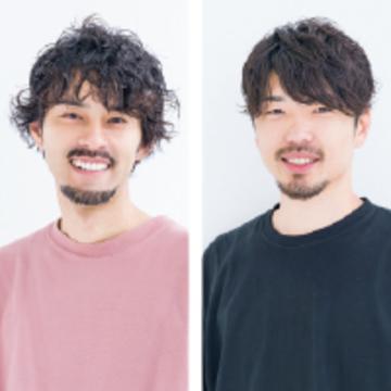 SUN VALLEY(サンバレー) 忠本 功さん(右)、福永太一さん(左)