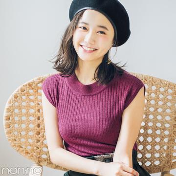 恋が始まるモテトップス2018秋♡ ボルドー4選!
