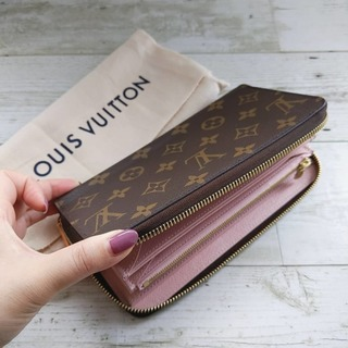 お財布新調。ベーシックなモノグラムが気分。