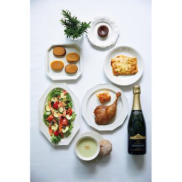 【夏のお取り寄せ2020】人気店「L'AS」の家庭向けフルコースで豪華なディナーを!