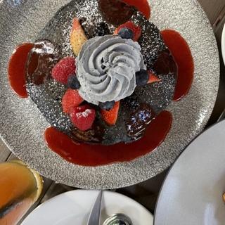 BASALT バサルト ハワイ ブラックパンケーキ