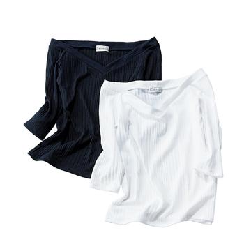 女らしさを軸に着回し力を発揮、エディター松井陽子さんの「春キープ服」 五選