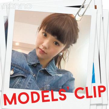 鈴木優華がほしいのは、リリーブラウンの赤サンダル!【Models' Clip】
