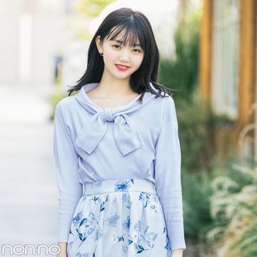きれいめ派の花柄スカートオフィスコーデ着回し☆3月の即買いおすすめカタログつき!