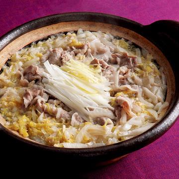 何杯でも食べたい!「白菜浅漬け×豚肉鍋」のレシピ【ウー・ウェンさんの「発酵鍋」】