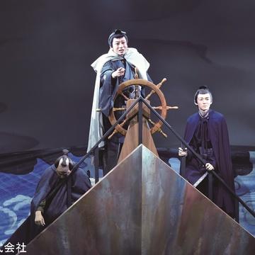 これは歌舞伎か? はたまた映画か? 三谷幸喜が作・演出・監修「決して諦めない男」の物語に泣き笑う。シネマ歌舞伎『三谷かぶき 月光露針路日本 風雲児たち』