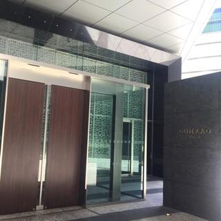 CONRAD東京 水月SPA&Fitness♡太陽光が差し込む、解放感に溢れる空間で♪_1_1-1