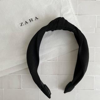 【ZARA】カチューシャと切りっぱなしボブ