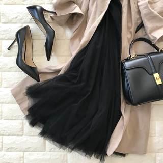 冬のスカート、いつまでOK?季節の変わり目の使い方【高見えプチプラファッション #103】
