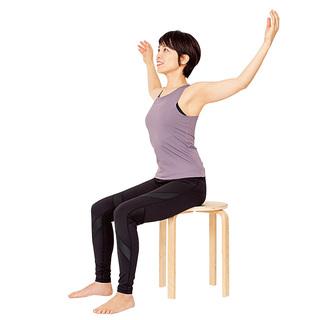 肩甲骨まわりを鍛えて、姿勢も美しく!【2度と太る気がしないダイエット】