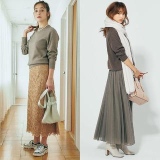 2020年秋・40代の女っぷりと気分をを上げるスカートコーデのまとめ【アラフォーファッション】