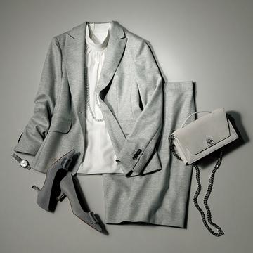 【マダム戸野塚流「働くスーツ」】仕事相手に威圧感を与えない「スーツ」の着こなし方
