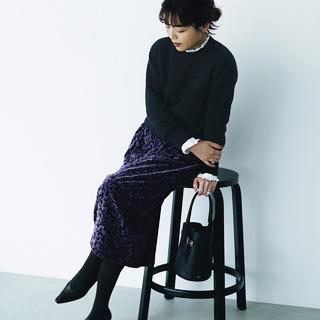 【後編】ベーシック+ひとくせアイテムで気分を上げる!スタイリスト松村さん流・冬のおしゃれルール